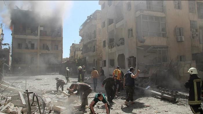 أرقام مرعبة.. مؤسسة ثورية تنشر إحصائية لقصف قوات النظام على درعا خلال أسبوعين