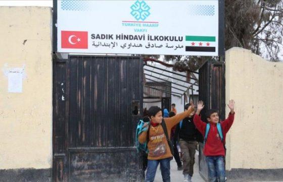مسؤول تركي يكشف عن خطة لإقامة العديد من المشاريع الخدمية شمال سوريا