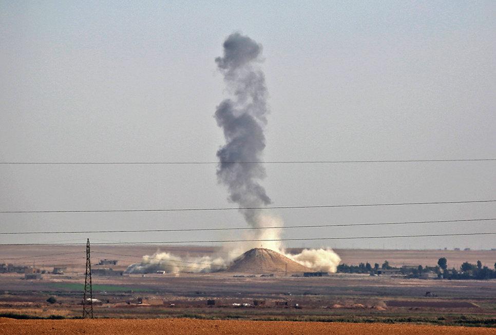 نشرة أخبار سوريا- التحالف يستهدف رتلاً عسكرياً للنظام حاول التقدم نحو