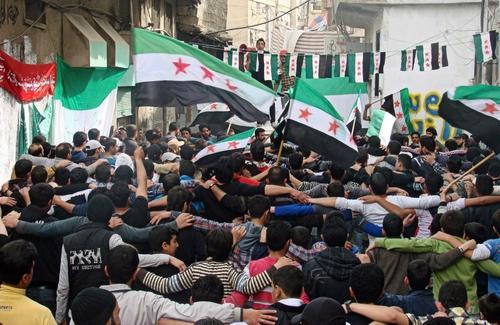 الثورة السورية على مِحَكِّ التغيير