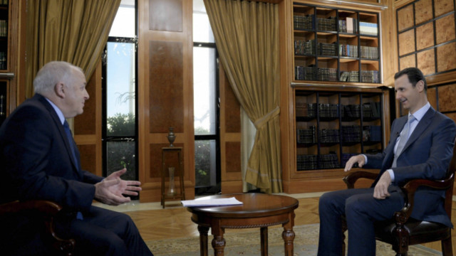 ما هو سر تكثيف مقابلات الإعلام الغربي للأسد في الآونة الأخير؟!