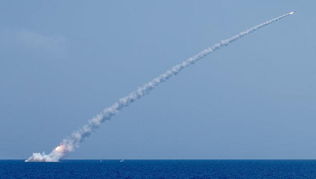غواصة روسية تستهدف ريف إدلب بصواريخ مجنحة