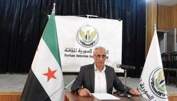 أبو حطب: نعمل على تشكيل مجالس محلية تلبي تطلعات الشعب السوري
