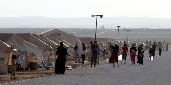 عن عودة اللاجئين السوريين إلى ديارهم
