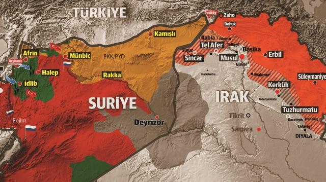 تركيا تسعى إلى توسيع درع الفرات، وتأمين نصف حدودها الجنوبية مع سورية