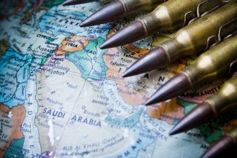 ديناميكيات صراع الشرق الأوسط الجديدة