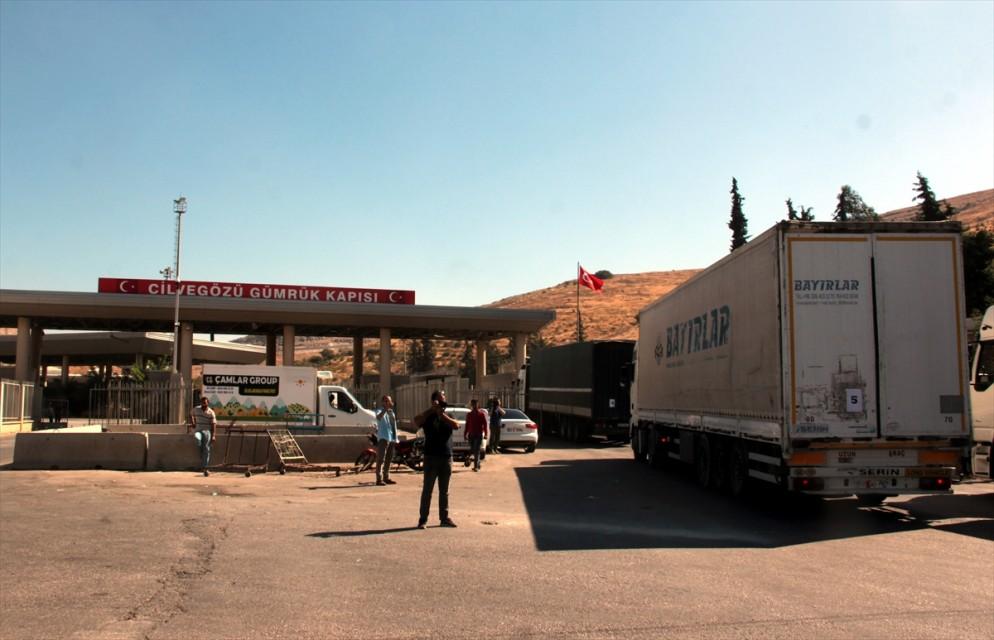 قافلة مساعدات إنسانية تركية  تدخل مدينة إدلب