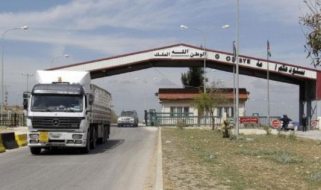 عقبات أمنية وعسكرية تمنع الأردن من المضي في خطة فتح معبر نصيب