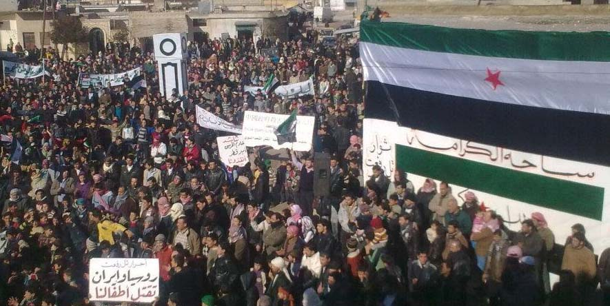 تل رفعت.. طريق الثورة إلى حلب