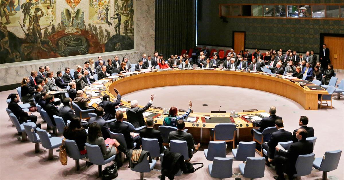 روسيا تجهض التمديد للجنة التحقيق بخصوص الهجمات الكيماوية في سورية