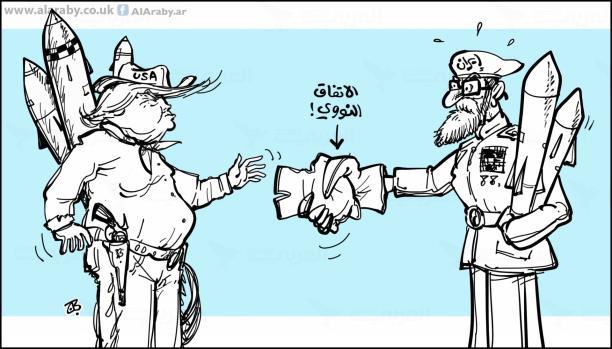 هل جاء دور إيران؟