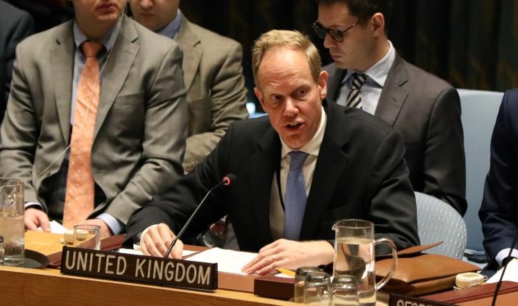 بريطانيا تدرس فرض عقوبات على نظام الأسد