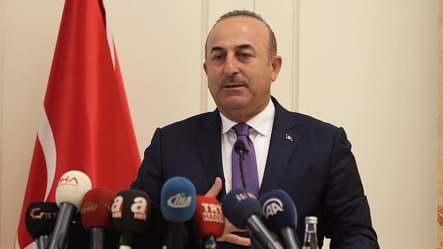 جاويش أوغلو: 100 ألف سوري عادوا إلى بلادهم بفضل درع الفرات