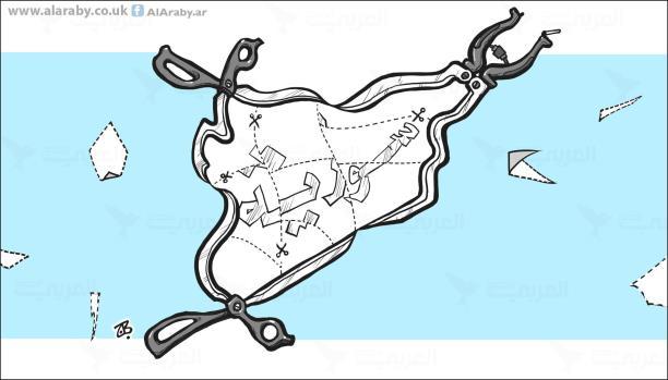 أي ضمانة لبقاء سورية موحدة؟