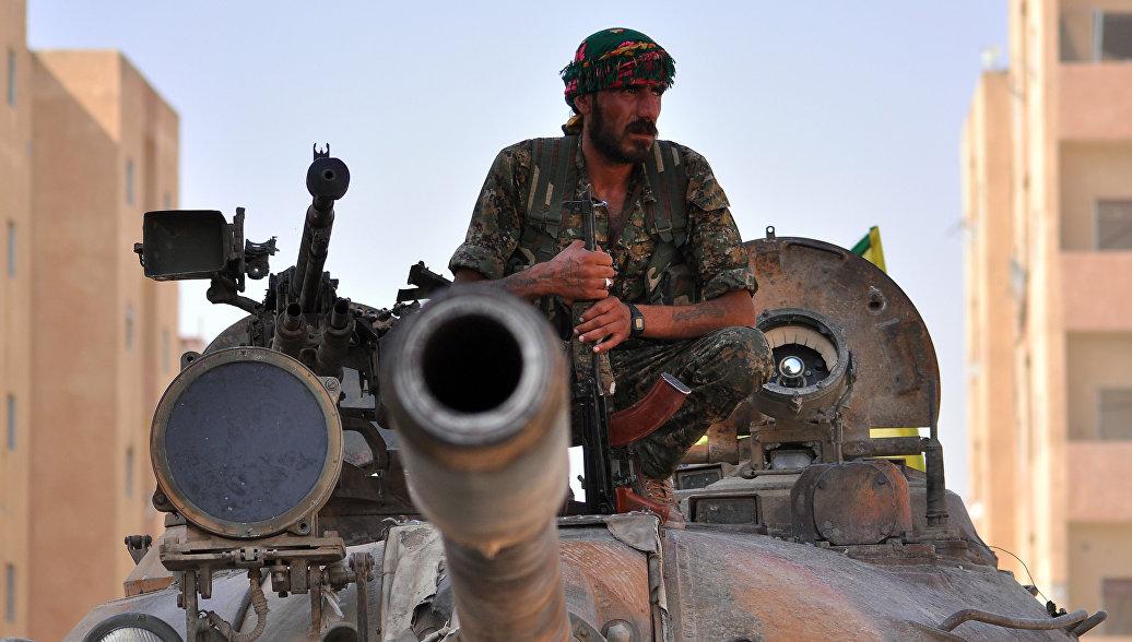التحالف الدولي يستعد للهجوم على مدينة البوكمال