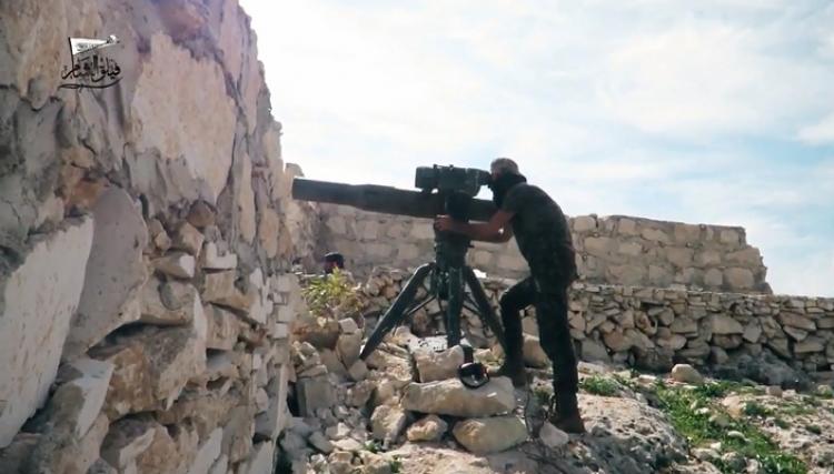 خسائر كبيرة لقوات النظام على جبهة الراشدين غرب حلب مساء أمس