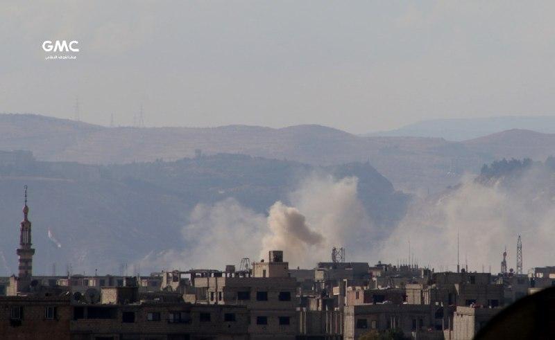 نشرة أخبار سوريا- مجازر لقوات النظام في الغوطة الشرقية، والوفد العسكري لقوى الثورة يكشف تفاصيل اجتماعه من الوفد التركي في أستانة -(29-10-2017)