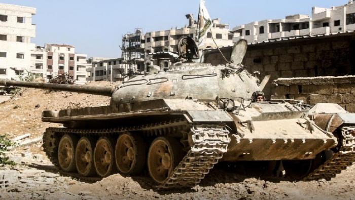 روسيا تعطي النظام ضوءاً أخضر لاقتحام شرق دمشق