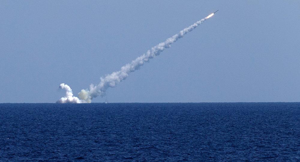 روسيا تستعرض مجدداً..استهداف مواقع لداعش قرب البوكمال من عمق المتوسط