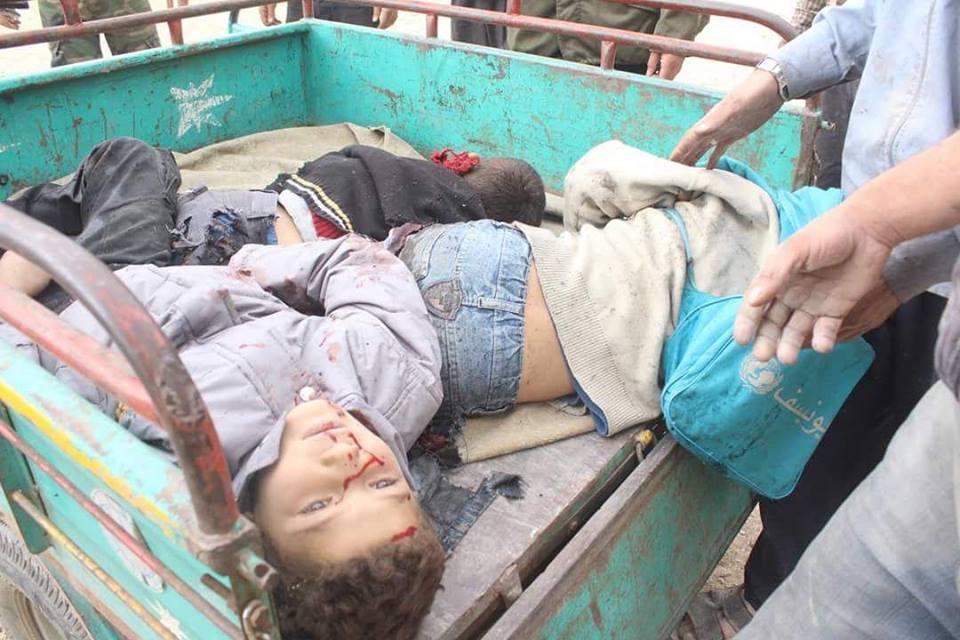 نشرة أخبار سوريا- ميلشيات النظام ترتكب مجزرتين مروعتين في غوطة دمشق، وأستانة 7 يختتم أعماله بلا نتائج -(31-10-2017)