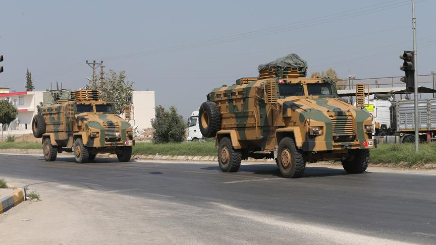 دخول قافلة عسكرية تركية لدعم نقاط المراقبة في إدلب..ماذا تضم؟