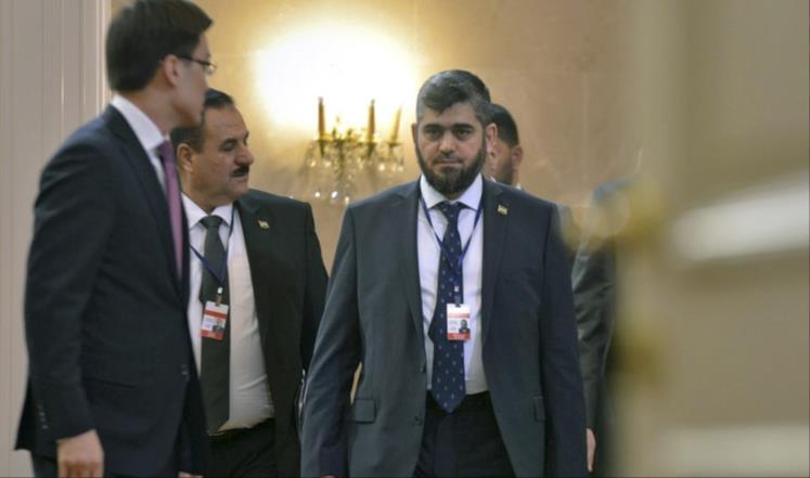 المعارضة السورية ترفض المشاركة في