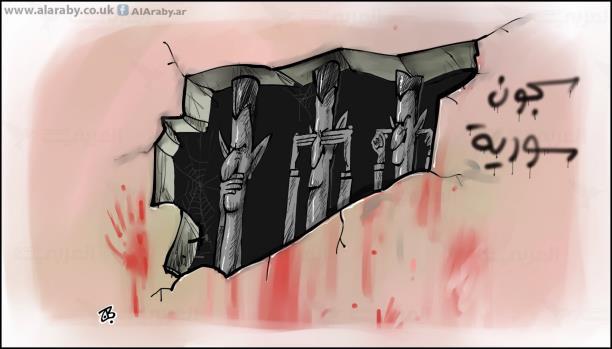 ملف المعتقلين وأخطاء المعارضة السورية
