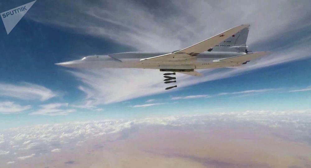 الدفاع الروسية: نفذنا 18 غارة بعيدة المدى من روسيا إلى دير الزور