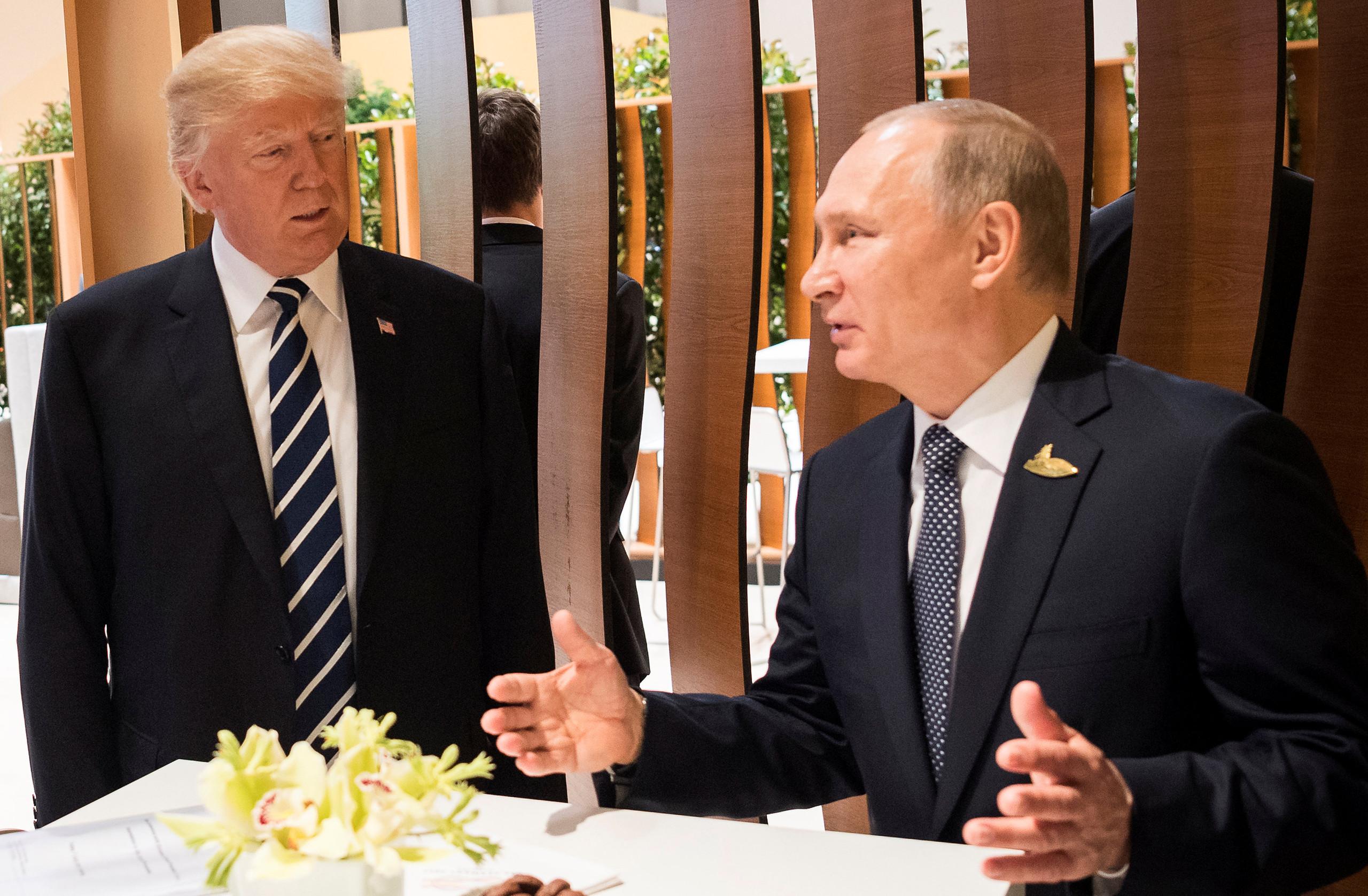 قمة مرتقبة بين بوتين وترمب، والملف السوري على رأس الأجندة