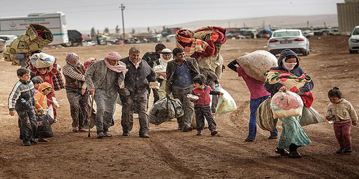 فيلم مكسيكي جديد ينقل معاناة اللاجئين السوريين