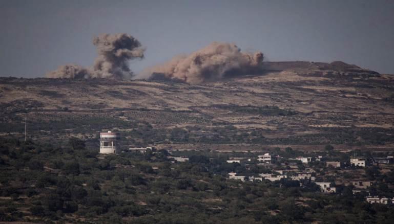 اشتباكات عنيفة في مزرعة بيت جن ليلة أمس، وقتلى وجرحى لقوات النظام بالعشرات