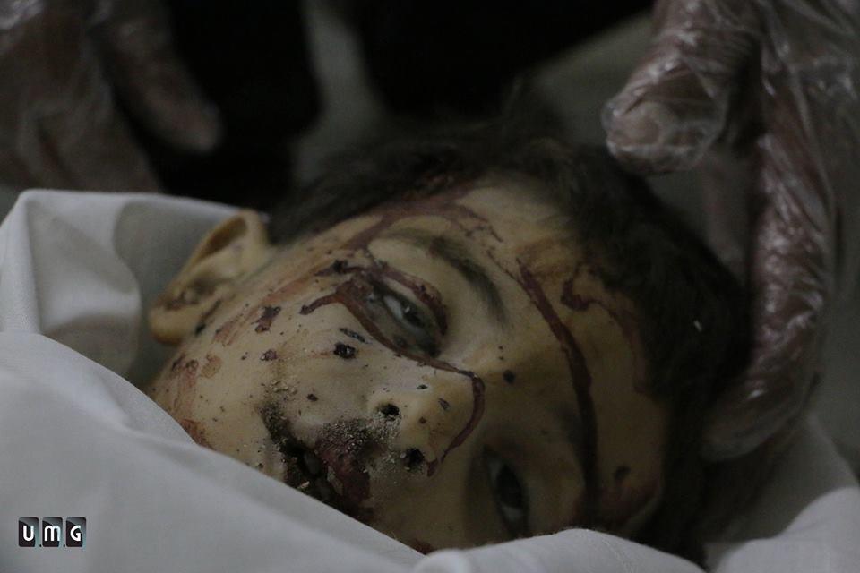 نشرة أخبار سوريا- ضحايا مدنيون في مجزرتي البوكمال والغوطة ، وخسائر للنظام في محاولات فاشلة لاقتحام بيت جن -(7-11-2017)
