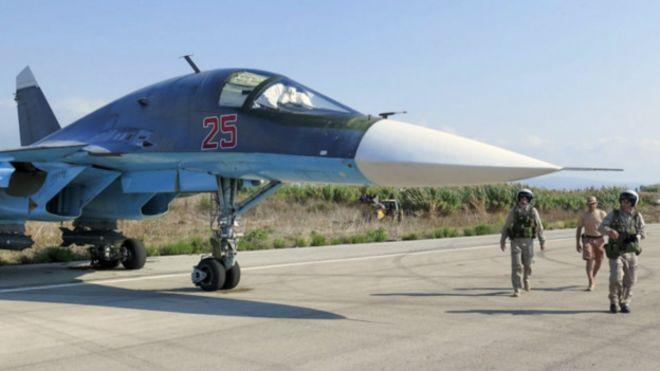 روسيا تقرر تقليل الوجود العسكري في سوريا