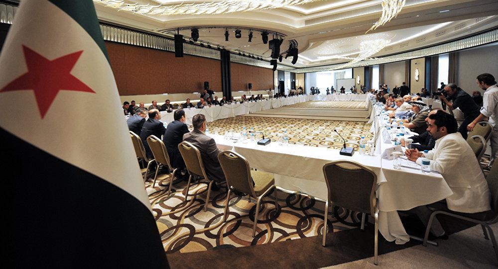 فرصة أخيرة أمام المعارضة السورية للتعامل مع المجتمع الدولي