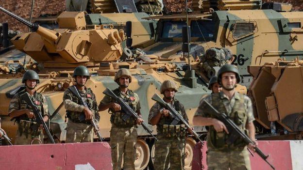 محلل بريطاني: الانتشار التركي في إدلب يهدد المصالح الأمريكية