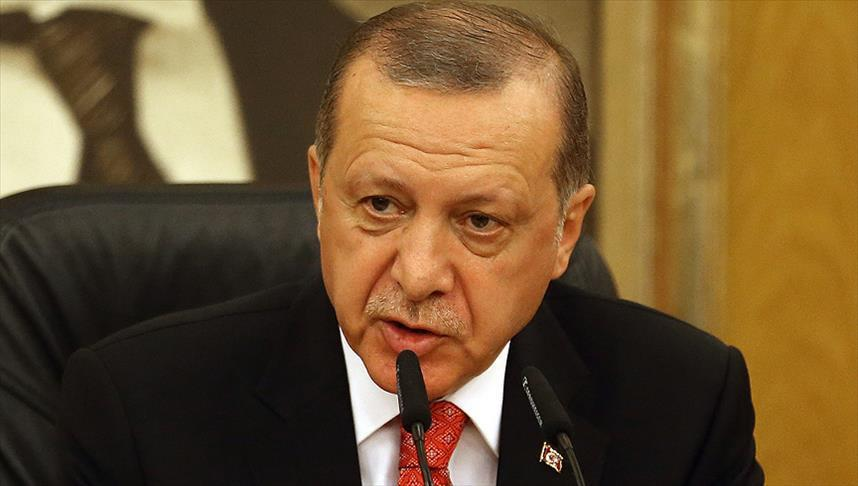أردوغان يدعو روسيا وأميركا إلى سحب قواتهما من سورية