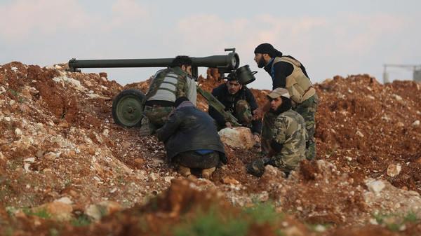 الثوار يشنون هجوماً مباغتاً ويكبدون النظام خسائر في قرى الحرمون