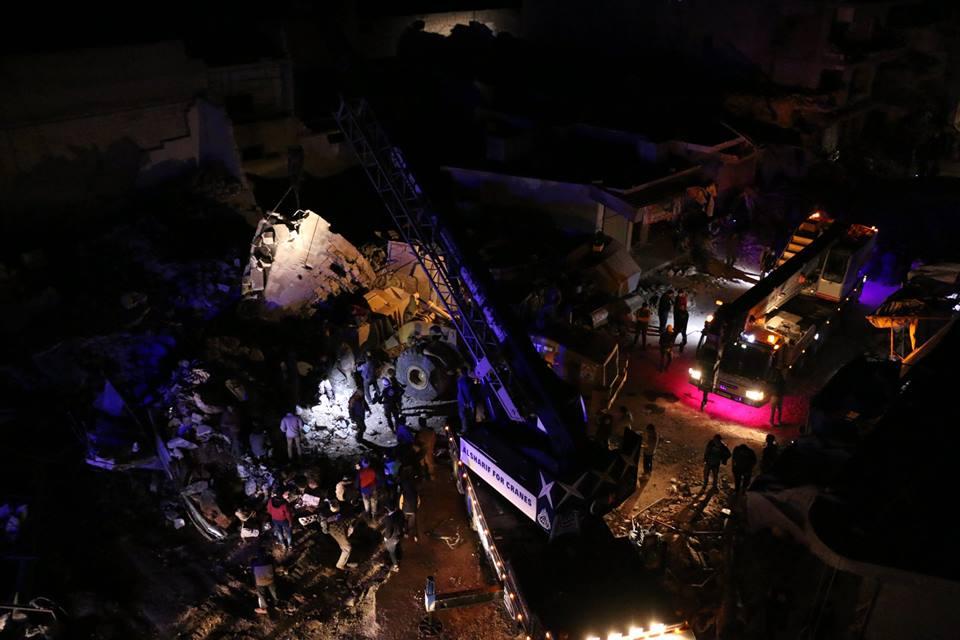 نشرة أخبار سوريا- البنتاغون يكتم شهادته بخصوص مجزرة الأتارب، وفرنسا تدعو روسيا إلى وقف هجماتها الغير مقبولة في سورية  -(14-11-2017)