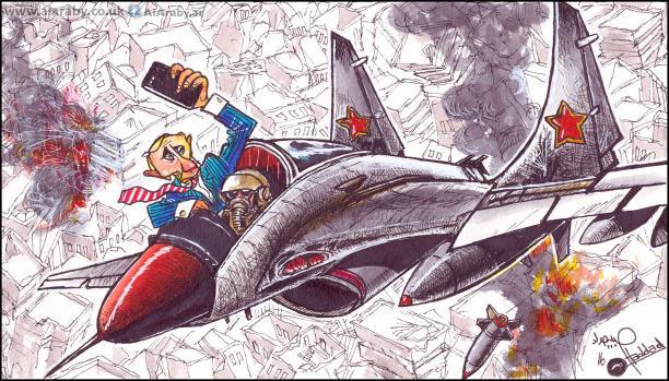 مقايضات بوتين السورية