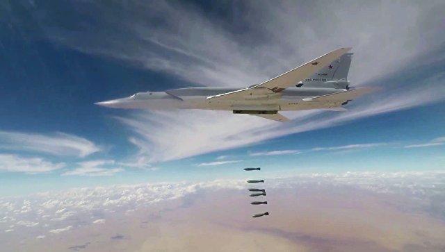 روسيا تستأنف تجريب أسلحتها.. 6 طائرات عابرة للقارات تقصف البوكمال