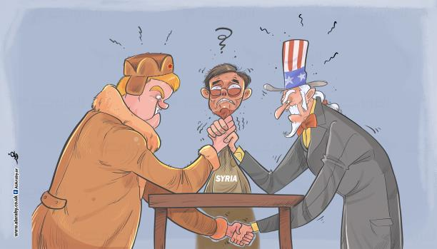تفاهم مرحلي بشأن سورية