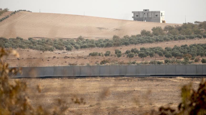 مسؤول تركي: سنكمل بناء الجدار الأمني مع سورية مطلع العام القادم