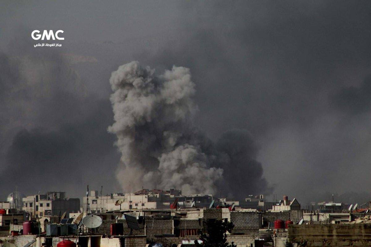 نشرة أخبار سوريا- التوصل إلى اتفاق ينهي الاقتتال بين الزنكي وتحرير الشام، ونظام الأسد يواصل حملته البربرية على الغوطة -(17-11-2017)