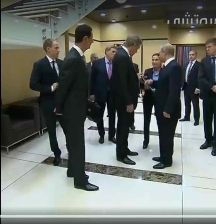 خلاف بين موسكو وطهران بشأن مصير الأسد
