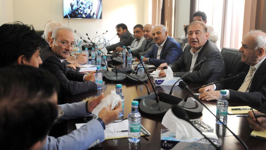 وفد تفاوضي جديد إلى جنيف 8..هل نجح نظام الأسد في اختراق صفوف المعارضة