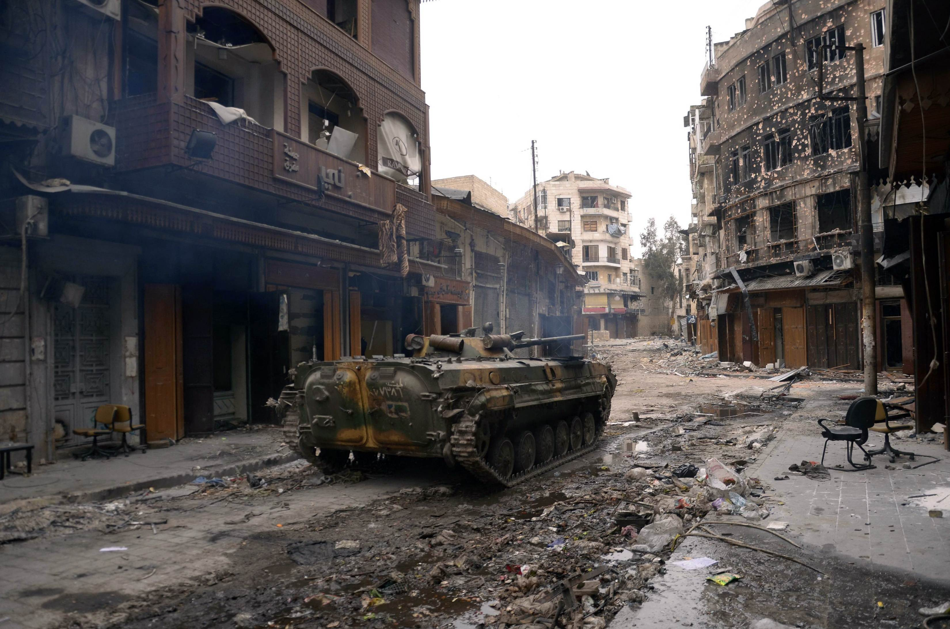 عودة إلى البداية في سورية