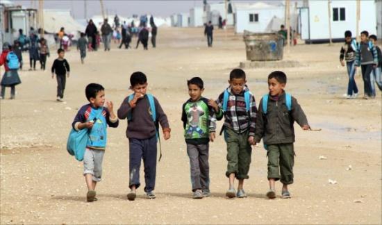 البنك الدولي يخصص 200 مليون دولار لتعليم الأطفال السوريين في الأردن