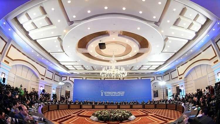 مصدر روسي: أستانا 8 ستحضّر لمؤتمر الحوار السوري في سوتشي