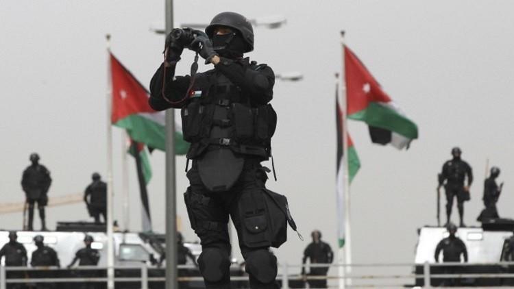 تأثيرات الأزمة السورية على أجهزة الأمن الأردنية خلال السنة الأخيرة
