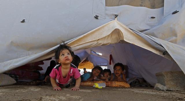 وفاة رضيع  بسبب نقص الرعاية الطبية في مخيم مبروكة بريف الحسكة